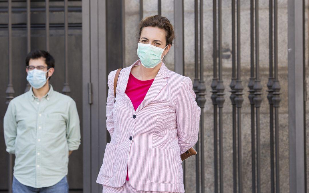 """Representando la realidad de la profesión médica, quien te representa importa"""", por Francisca García-Moreno Nisa"""